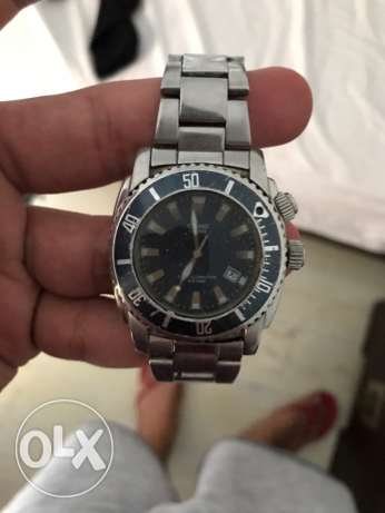 Casio watch used