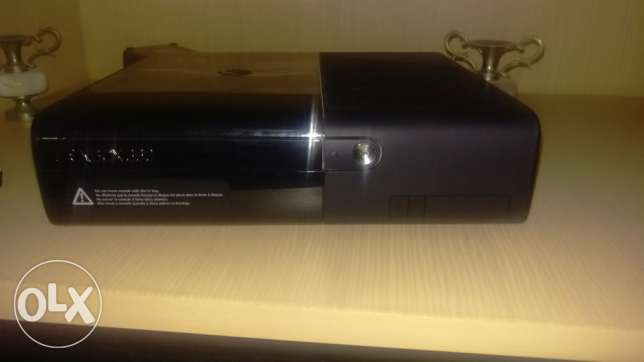 Xbox 360 modified 500 gb