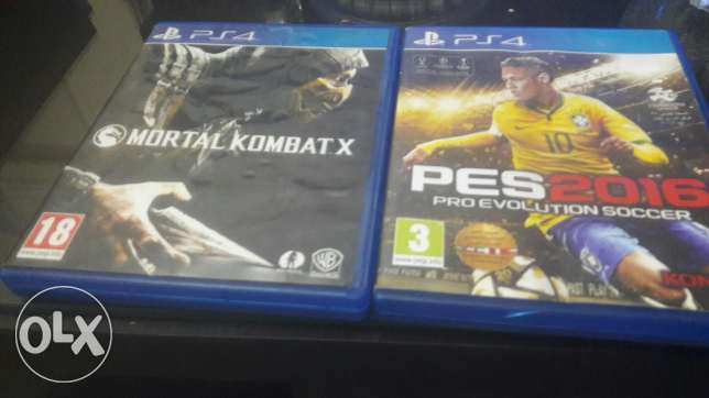 games of ps4