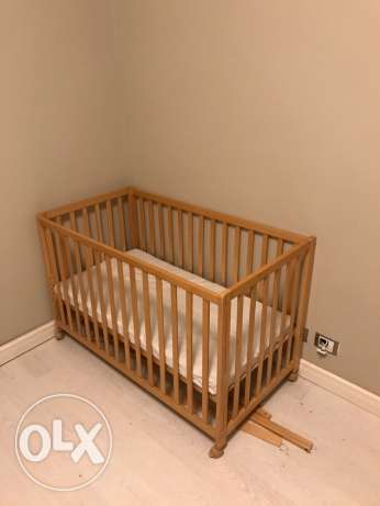 Baby cot سرير رضيع