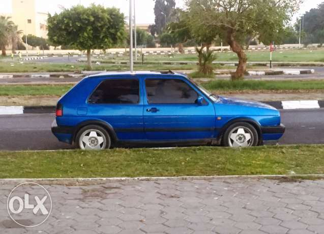 Golf 2 Coupe