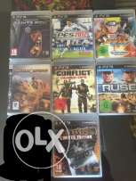 6 PS3 Games + 1 FREE