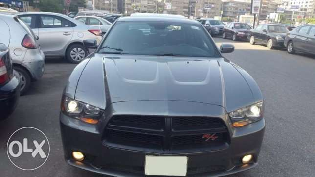 Dodge Charger / 2012 / Top Line / Only 46000 Km