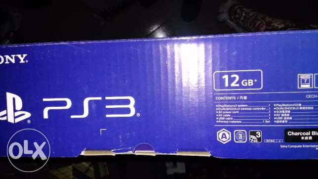 PS3 بلاي استيشن3
