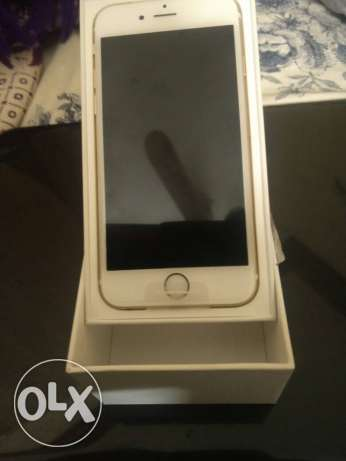 iPhone 6, Gold, 32GB