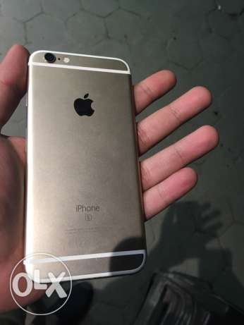 iphone 6s 64 giga gold