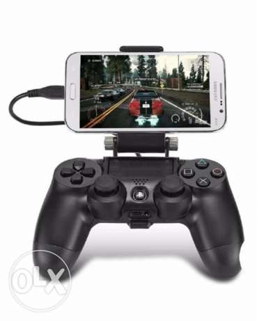Mobile Holder for Sony PS4 Controller