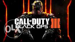 Call of duty BO3 ps4