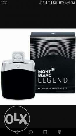 Perfume mont blank legend 1st high copy