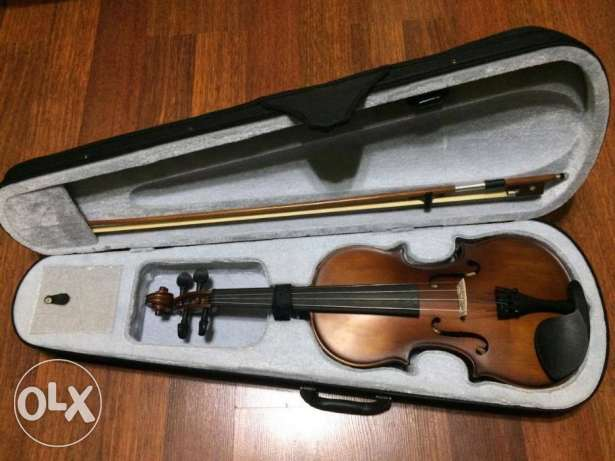Violin + Digital Tuner مدينة نصر -  2