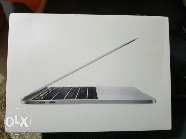 Apple MacBook Pro 2016 Gray Touch Bar Zero Sealed