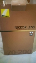 Linth nikon 70-200 like new