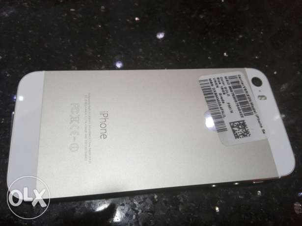iphone 5s gold 16G new without box
