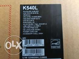 Laptop ASUS K540L Core I3