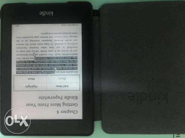 Kindle paperwhite 2+ magtatic cover