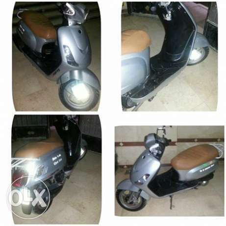 sym scooter fiddle 2 150 c