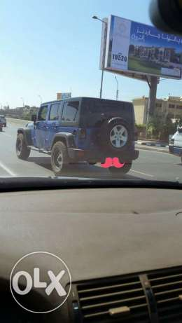 Jeepwrangler for sale شيراتون -  3
