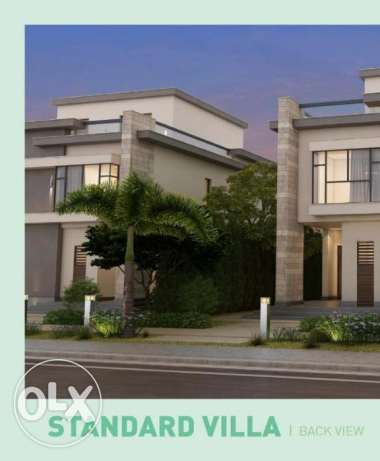 Stand Alone Villa Villette New Cairo Compound SODIC فيلا بالتجمع
