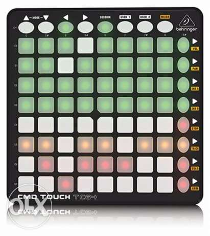 Behringer CMD TOUCH TC64 Controller Launchpad