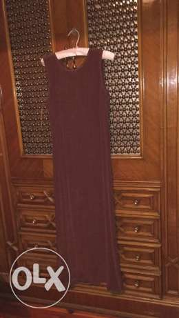Brown Dress from Principles UK مدينة نصر -  1