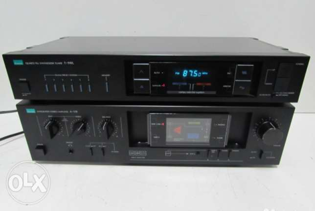 Sansui A-510 integrated Amplifier with AM/FM Tuner