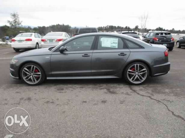 Audi A6 2017 from usa
