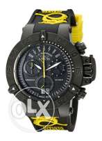 Invicta Men's 10185 Subaqua Noma III Chronograph Black Dial Watch With