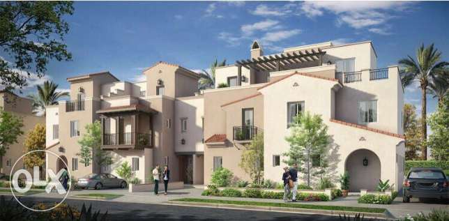 compound Mivida townhouse for sale in parcel 1