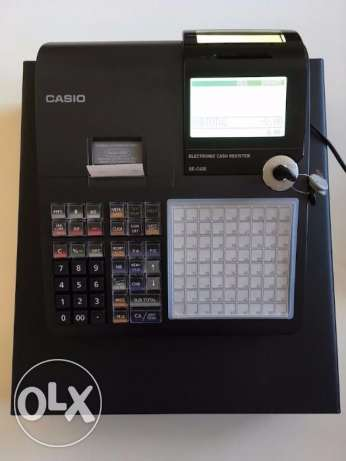 Casio cash machine for sale