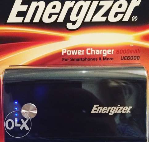 Energizer powerbank 6 أكتوبر -  1