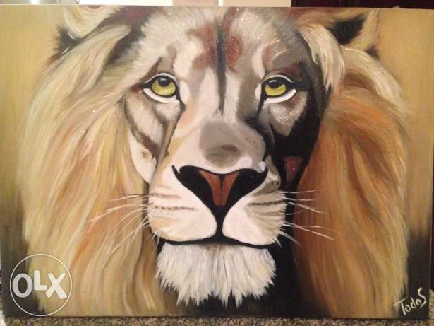 Oil painting 70x50 for sale!