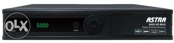 Receiver ASTRA 8000 HD Max