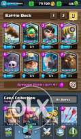 Email clash royale