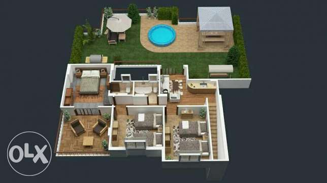 Penthouse At Easy Life compound New Cairo القاهرة الجديدة -  3