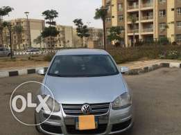 Car for sale Jetta silver , چيتا فضي