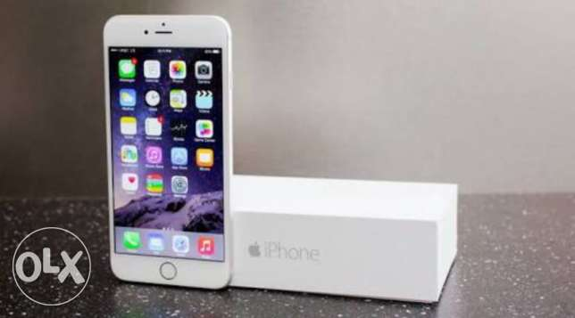 ايفون 6 iphone gold 64g