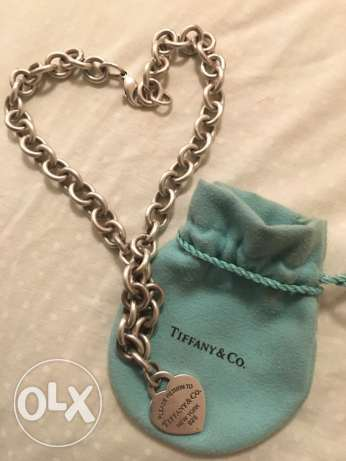 Tiffany&Co Chain Necklace