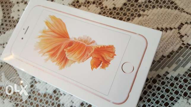 iphone 6s 64 new rose متبرشم
