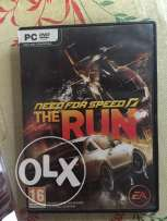 Need for speed the run original computer game
