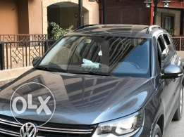volks tiguan grey