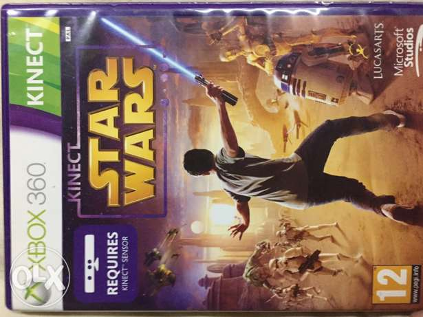 Kinect Star wars Xbox ( Pal Version )