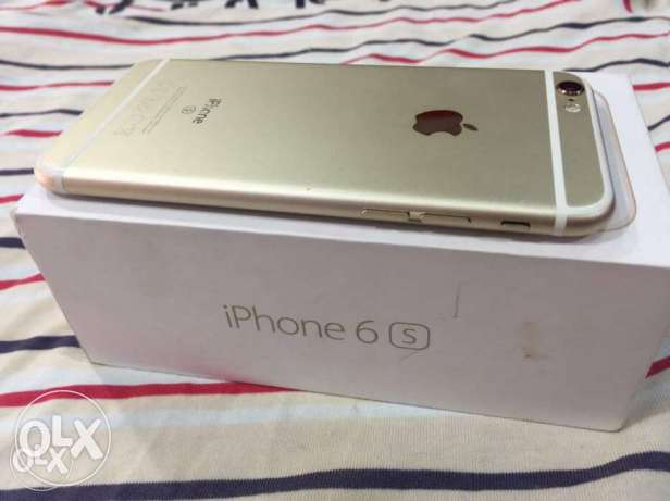 IPhone 6s gold 16 g