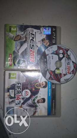 3CD games (ps3)