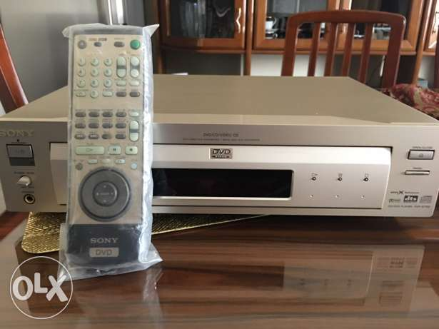 Sony high end DVD Player.