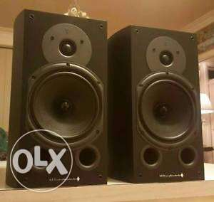 Wharfedale Diamond 9.2 bookshelf speakers