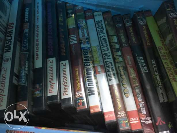 ps2 video games