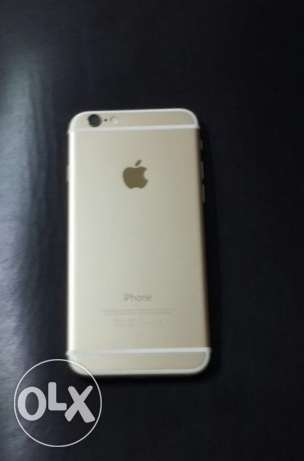 IPhone 6 gold 16 giga شبرا -  3