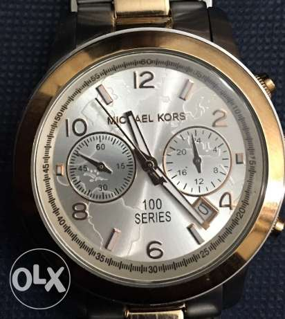 Michael Kors original watch (Series 100) فيصل -  1
