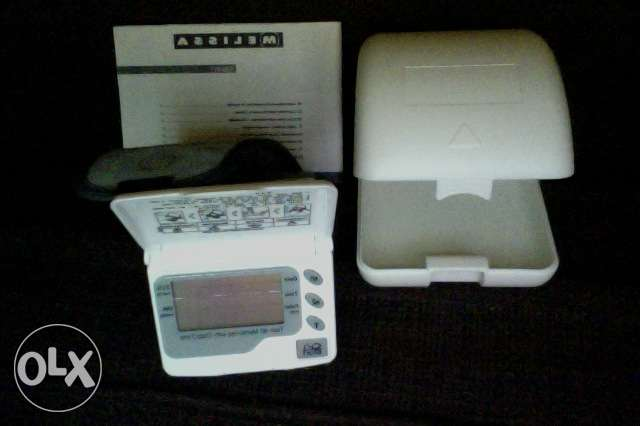 MONITOR LCD for Blood pressure European brand.