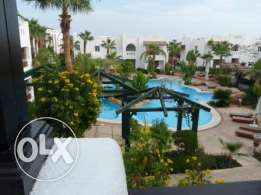Delta Sharm 130m2 - 2 Bed Top Floor, Pool and Sea View UNFURNISHED